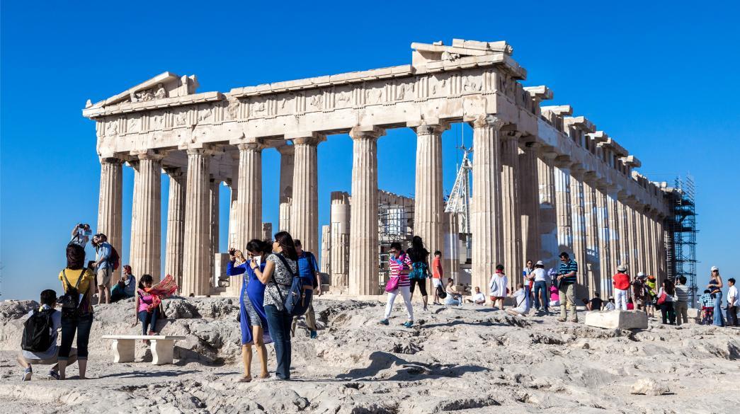 Η Ελλάδα δημοφιλέστερος προορισμός για την Ινδία | Business Daily